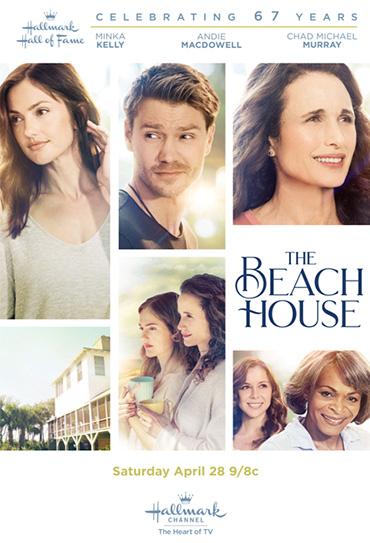 Poster do filme The Beach House