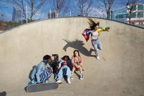 Imagem 1 do filme Skate Kitchen