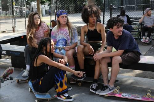 Imagem 5 do filme Skate Kitchen