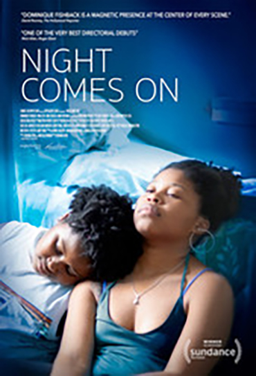 Poster do filme Night Comes On