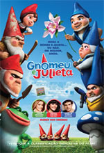 Poster do filme Gnomeu e Julieta
