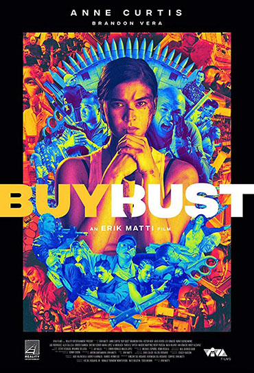 Poster do filme BuyBust