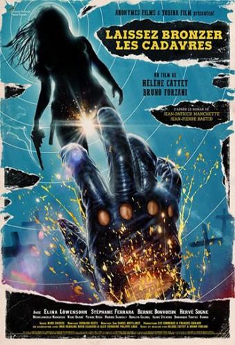 Poster do filme Cadáveres Bronzeados