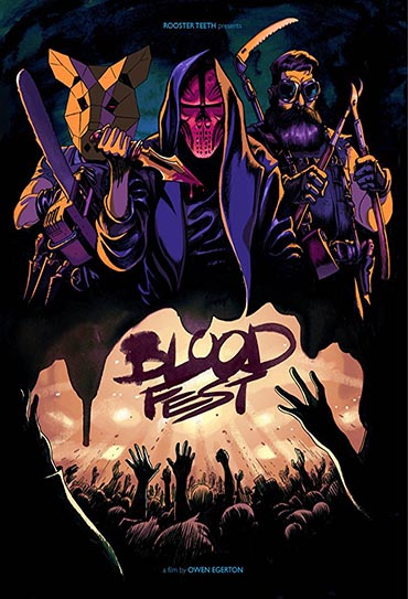 Assistir Blood Fest 2018 Torrent Dublado 720p 1080p Online
