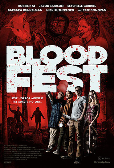 Poster do filme Blood Fest