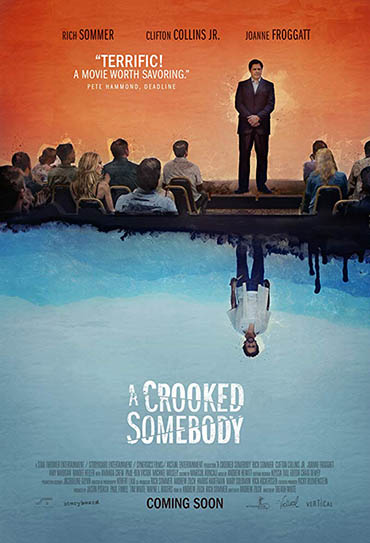 Poster do filme A Crooked Somebody