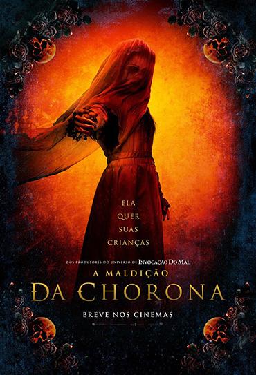 Poster do filme A Maldição da Chorona