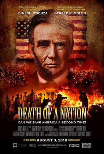Poster do filme Death of a Nation