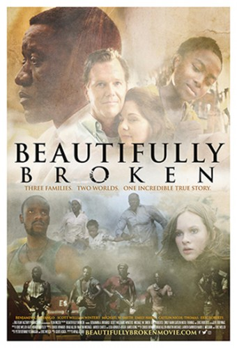 Poster do filme Beautifully Broken