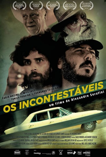 Poster do filme Os Incontestáveis
