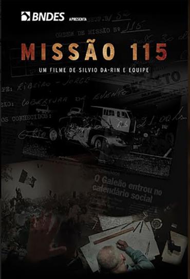 Poster do filme Missão 115