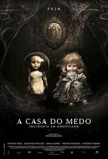 Poster do filme A Casa do Medo - Incidente em Ghostland