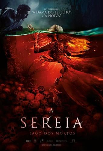 Poster do filme A Sereia - Lago dos Mortos