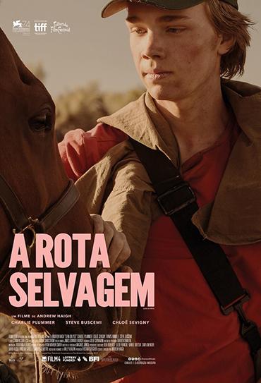 Poster do filme A Rota Selvagem