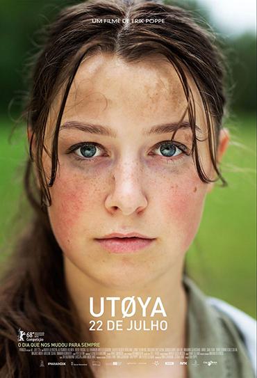 Poster do filme Utoya - 22 de Julho
