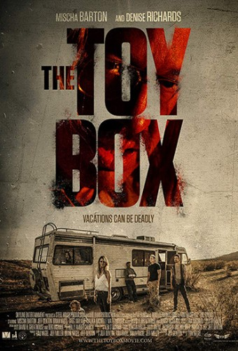 Poster do filme The Toybox
