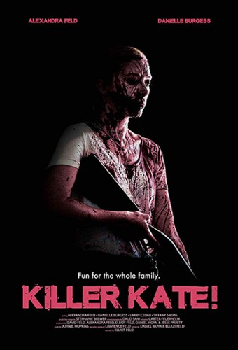 Poster do filme Killer Kate!
