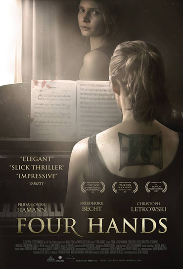 Poster do filme Four Hands
