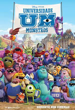 Poster do filme Universidade Monstros
