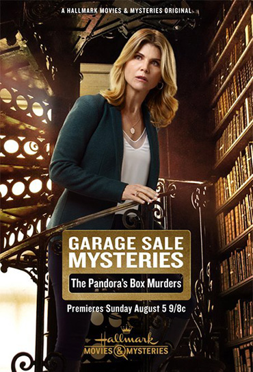 Poster do filme Garage Sale Mystery: Pandora's Box