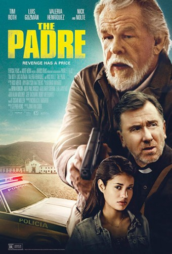 Poster do filme The Padre