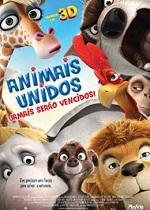 Poster do filme Animais Unidos Jamais Serão Vencidos