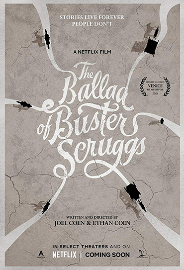 Download Filme The Ballad of Buster Scruggs Baixar Torrent BluRay 1080p 720p MP4