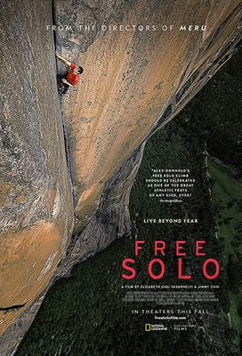 Poster do filme Free Solo