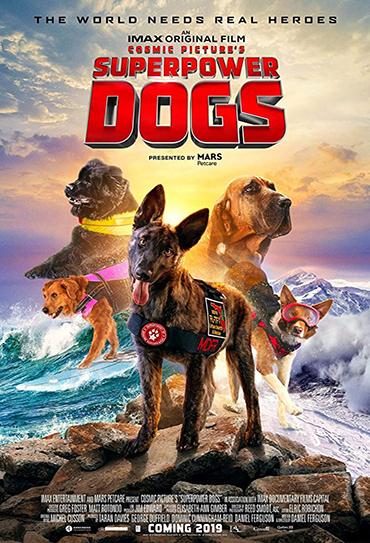 Cães Superpoderosos
