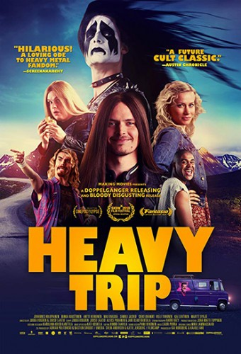 Poster do filme Heavy Trip