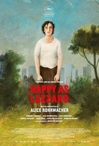 Poster do filme Feliz como Lázaro