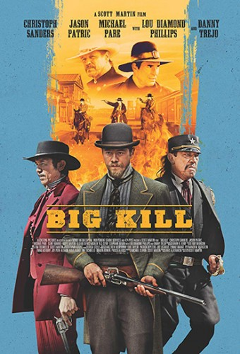 Poster do filme Big Kill