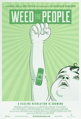 Poster do filme Weed the People