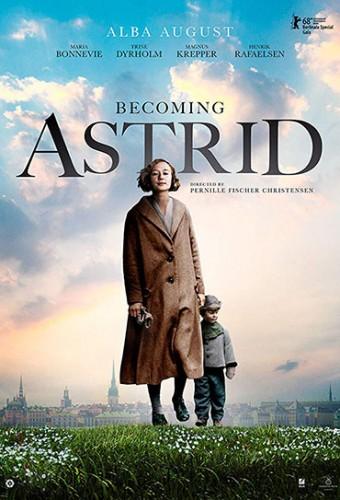 Poster do filme Tornando-se Astrid