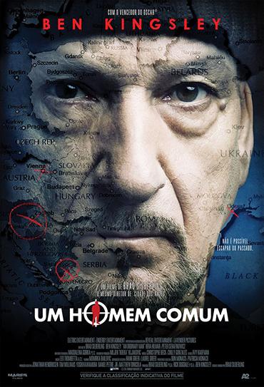 Poster do filme Um Homem Comum