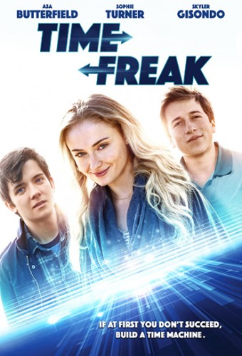 Poster do filme Time Freak