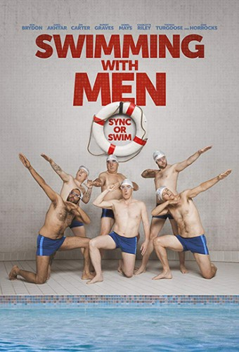 Poster do filme Swimming with Men
