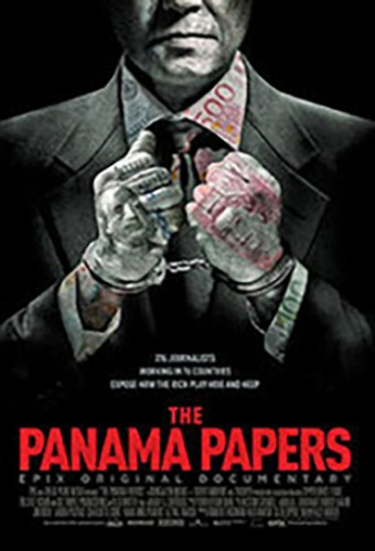 Poster do filme Os Papéis do Panamá