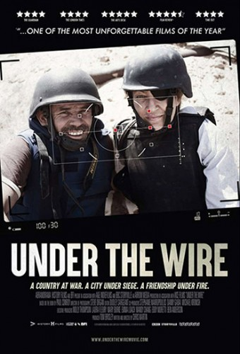 Poster do filme Under the Wire