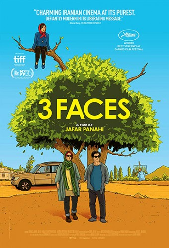 Poster do filme 3 Faces