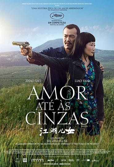 Poster do filme Amor Até as Cinzas