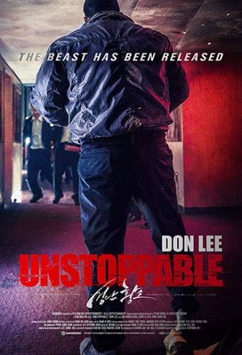 Poster do filme Unstoppable