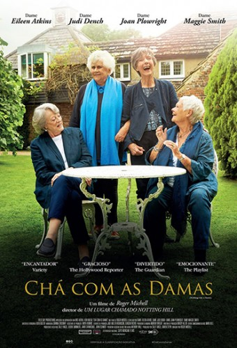 Poster do filme Chá com as Damas