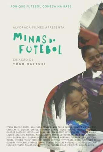 Poster do filme Minas do Futebol