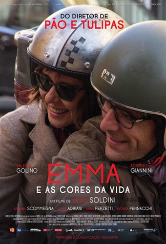 Poster do filme Emma e as Cores da Vida