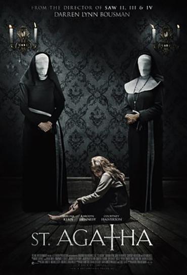 Poster do filme Santa Agatha
