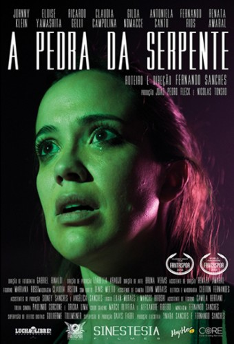 Poster do filme A Pedra da Serpente