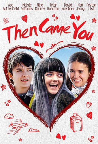 Poster do filme Then Came You