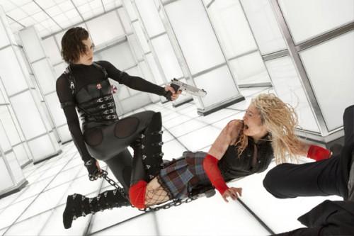 Imagem 5 do filme Resident Evil 5: Retribuição 3D