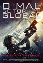 Poster do filme Resident Evil 5: Retribuição 3D